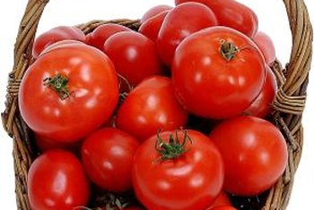 Juicy, firm tomatoes come from disease-free plants.