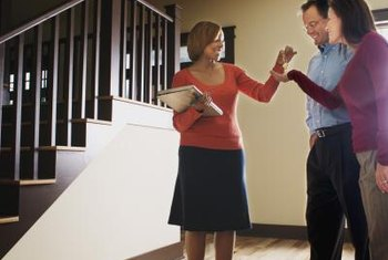 Home buyers may qualify for tax breaks.