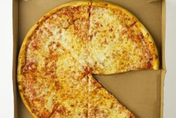 Eat cheese pizza in moderation to reduce your heart disease risk.