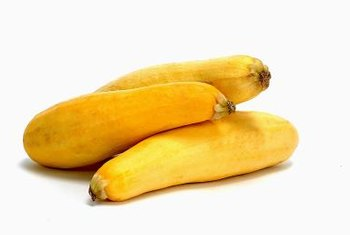Grilled, stuffed or added to soup, quick-growing yellow squash is a versatile vegetable.