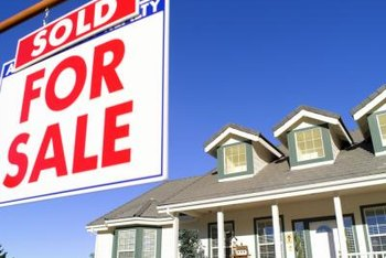 "You don't always have to sell a ""sold"" house."