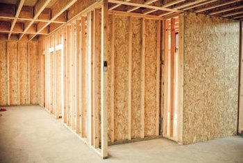 Remove a drywall or plaster ceiling to access joists at a second floor.