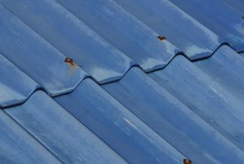 Regardless of size, corrugated roof sheets must overlap when installed.