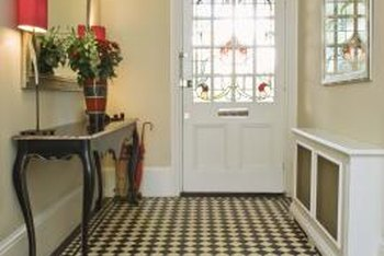 creating an outthedoor zone near your front door for keys shoes - How To Organize Your Home