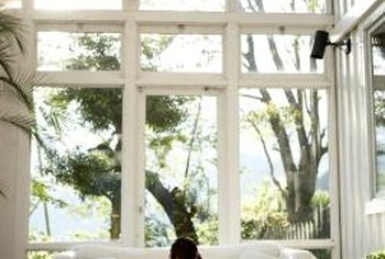 Install a wall of windows for outdoor enjoyment.