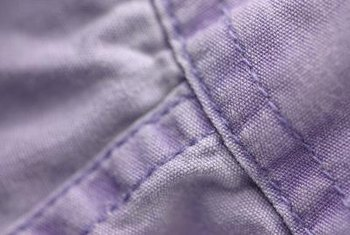 Cotton remains a worldwide staple in clothing manufacturing.