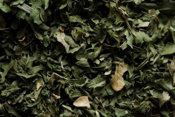 Greek oregano is commonly used in Italian recipes.