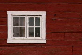 Because they're exposed to the elements, windows need regular maintenance.