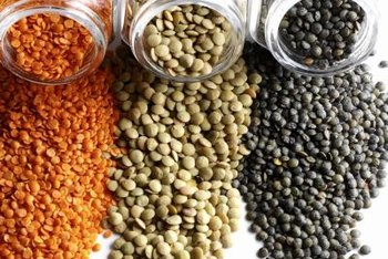 Beans and other legumes are good sources of long-lasting energy.