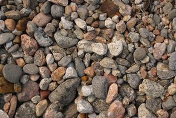 Choose smaller rocks for better soil coverage.