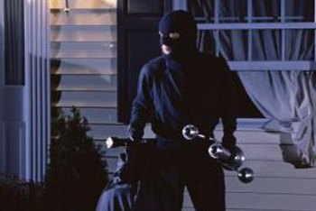 Keep windows closed and locked at night to help prevent burglary.