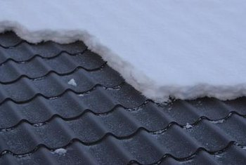 Metal roofing costs more but lasts longer than other roofing materials.