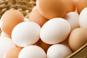 Eggs are a good source of choline, the precursor to acetylcholine.