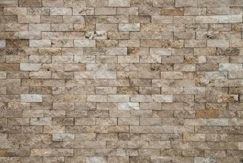 How to Grout Travertine Tile on a Wall | Home Guides | SF Gate