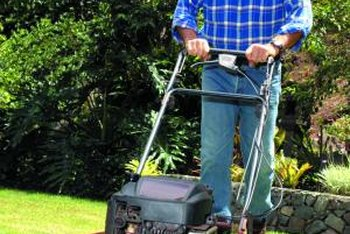Test a lawn mower stop cable at the beginning of each mowing season.