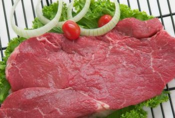 Sirloin steak contains very little natural sodium.