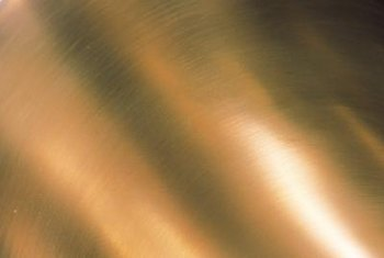 Copper can be beautiful as long as it is protected from scratches and dents.