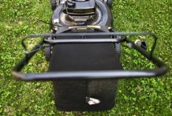 Cleaning the mower prevents damage to the machine.