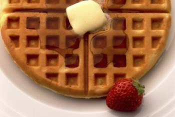Waffles shouldn't be more than an occasional indulgence.