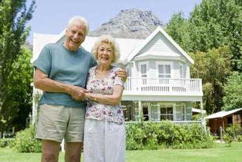 An aging parent may want to keep the family home within the family, rather than sell it.