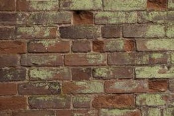 Save the removed brick to use for filler pieces that match the existing bricks.