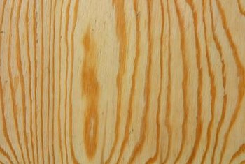 Luan, a type of mahogany plywood, has a smooth face.