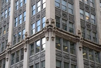 In architecture, corbels offer support for facades and other elements.
