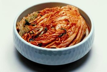 Fermented foods can be good sources of essential vitamins and minerals.