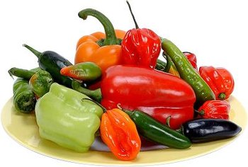 Common diseases can threaten your peck of peppers.