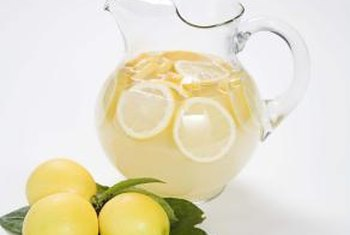 Lemon juice may help reduce high blood cholesterol.