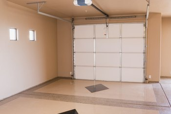 Use exterior paint to give garage walls an advantage over the elements.