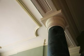 Interior Columns how to install decorative interior columns | home guides | sf gate