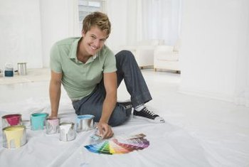Interior decorating tips for homeowners on a small budget.