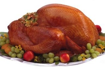Poultry is a top source of tryptophan.