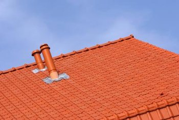Keep your pipes draining by climbing on the roof.