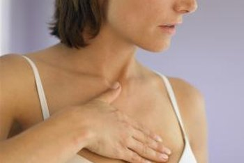 Taking flaxseed oil supplements helps prevent the growth of breast tumors.