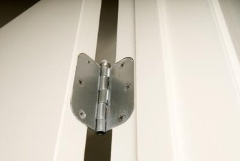 In most cases removing the pins from a door\u0027s hinges should only take a couple & Tips on Easily Removing the Pins From Door Hinges | Home Guides | SF ...