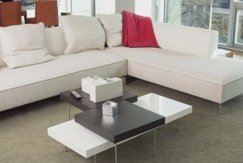Sectional Cushions Are Simple To Sew.