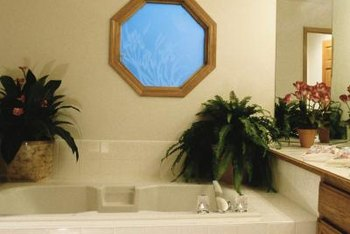Options such as soap shelves may increase the cost of a bathtub overlay.