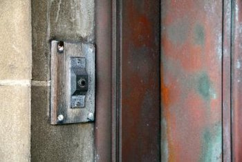 You can disable your doorbell with a screwdriver.