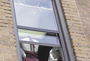 Replacing older windows with new vinyl windows improves the energy efficiency of your home.