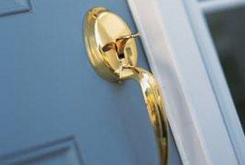 Your choice of lockset depends largely on where it will be used and your design preferences.