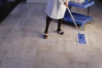 How to clean vct floors after installation home guides sf gate special applicators and pads are available for applying vct finishing products ppazfo
