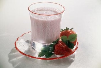 A basic protein shake can add 20 to 40 grams of protein to your diet.