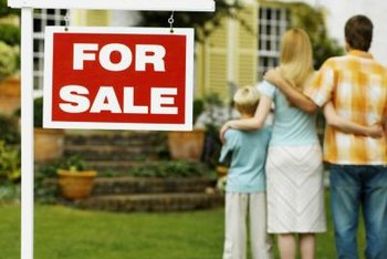 Good housing markets for sellers feature high home sales prices.