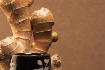 Hot, spicy ginger tea brings genuine relief for stuffy sinuses.