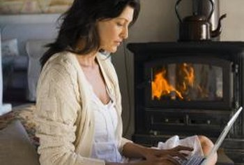 Wood stoves can warm any room of a house, or the entire home if situated properly.