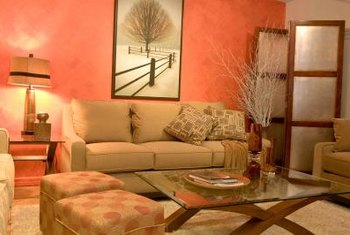 Dramatic color choices suit almost any decor or style, including modern, traditional and classic.