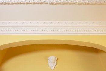 Crown molding is the queen of ceiling trim.
