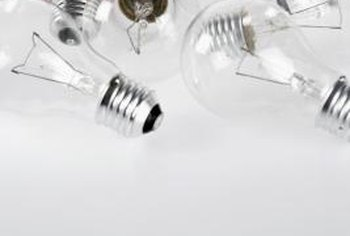 Light bulbs come in a multitude of sizes and shapes.